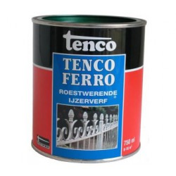 Tencoferro Roestwerende IJzerverf 0.75L