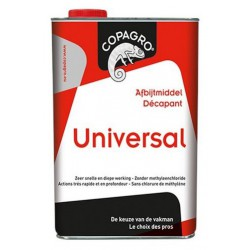 Copa Universal Afbijt