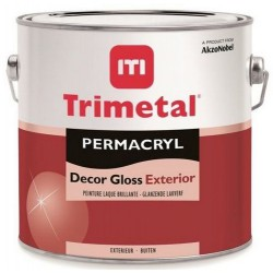 Trimetal Permacryl Decor Gloss Exterior