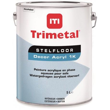 Trimetal Stelfloor Decor Acryl 1K