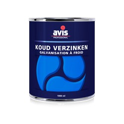 AVIS KOUD VERZINKEN 1.0L