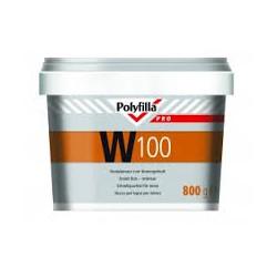 Polyfilla Pro W100 Watergedragen Plamuur 800g